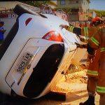 ACIDENTE – Mulher morre em acidente na RJ-140, em São Pedro da Aldeia