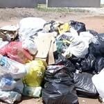 CABO FRIO – Duzentas toneladas de lixo são retiradas do 2º distrito de Cabo Frio