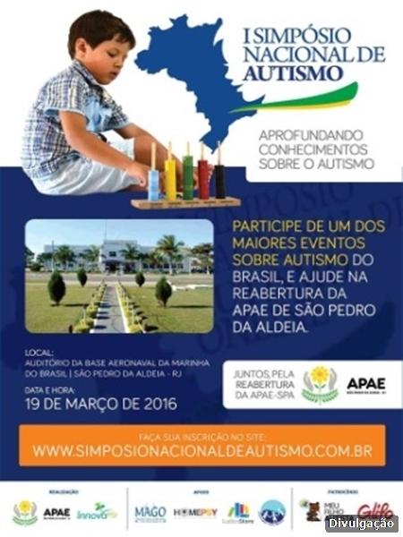 I Simpósio Nacional de Autismo