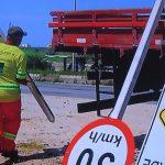 SÃO PEDRO DA ALDEIA – Quebra-molas são instalados em local de atropelamentos na RJ-140