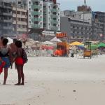CABO FRIO – Incêndio em barraca de praia feriu turista carioca ao tentar ajudar ambulante em Cabo Frio