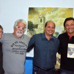 SÃO PEDRO DA ALDEIA – Renato Fulgoni lança seu primeiro livro na Casa dos Azulejos