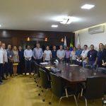 SÃO PEDRO DA ALDEIA – Prefeito Cláudio Chumbinho se reúne com empresários do Polo de Distribuição de São Mateus