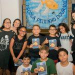 LITERATURA – Projeto Aluno Escritor da Escola Peixinho Dourado encanta público no Charitas