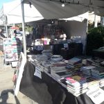 LITERATURA – Feira de Livros com preços populares na Praça Santos Dumont