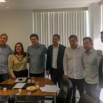 SÃO PEDRO DA ALDEIA – Prefeito Cláudio Chumbinho participa de reunião em Niterói sobre impacto das chuvas