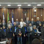 LITERATURA – Academia de Letras e Artes de Cabo Frio é homenageada com Moção de aplausos