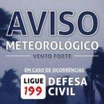 REGIÃO DOS LAGOS – Formação de Ciclone nesta quinta, 23, deixa em alerta 3 estados