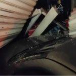 ACIDENTE – Motorista perde controle e invade loja de roupas em Cabo Frio