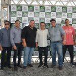 SÃO PEDRO DA ALDEIA – Prefeito Cláudio Chumbinho participa de lançamento do Centro de Abastecimento de São Pedro da Aldeia