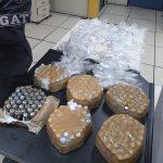 AÇÕES POLICIAIS – PM apreende 390 frascos de lança-perfume em obra abandonada em Cabo Frio