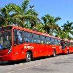 Ônibus são higienizados duas vezes por dia em Maricá
