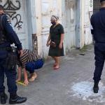 Operação conjunta em Cabo Frio fiscaliza organização de filas externas em agências bancárias devido ao Covid-19