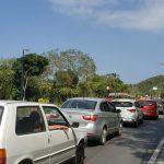 Feriado prolongado tem barreira sanitária para impedir a entrada de turistas em Maricá
