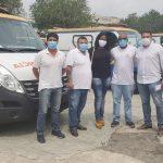São Pedro da Aldeia recebe três ambulâncias do Governo do Estado