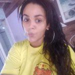 Raíza Ribeiro Ferreira, de 28 anos, foi morta a facadas no último domingo (6) em Rio das Ostras, no RJ — Foto: Arquivo pessoal
