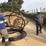 Moradores do Boa Vista, São Pedro da Aldeia, são beneficiados com rede de água potável