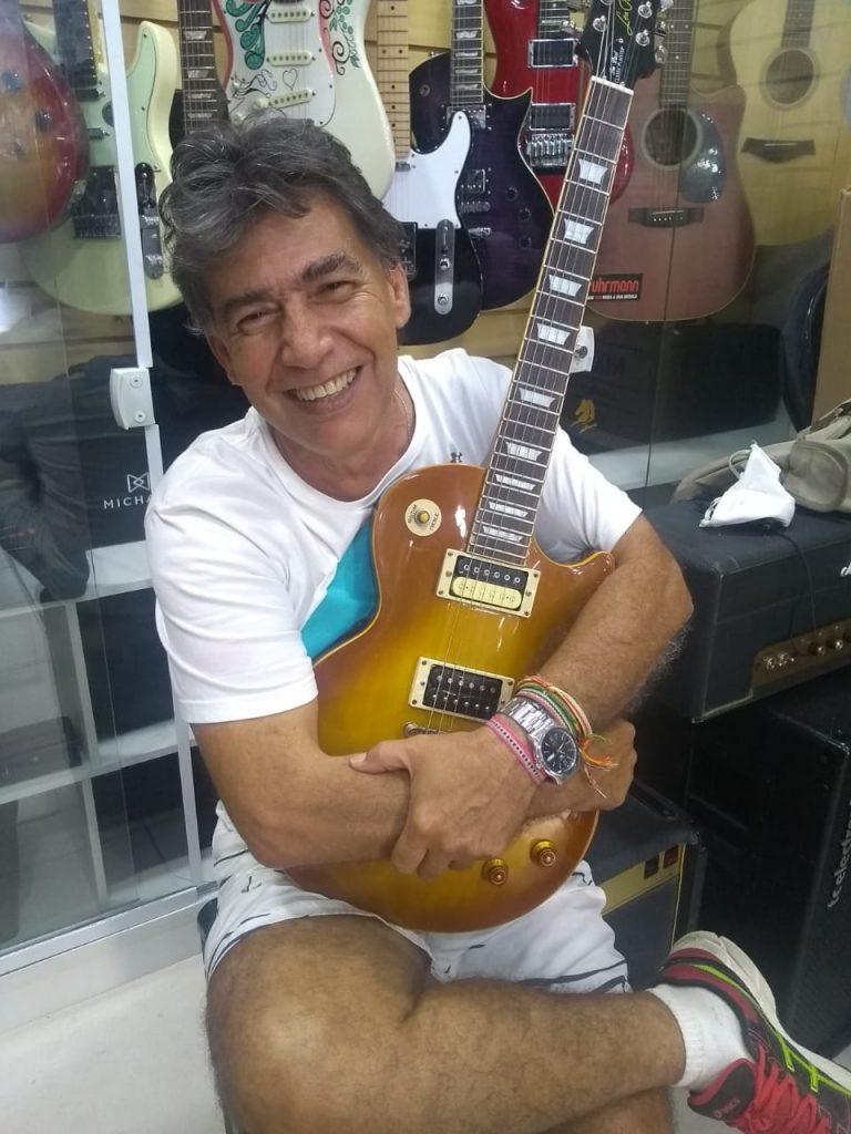 Gutto fala sobre sua carreira musical