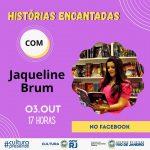 Contação de histórias com Jaqueline Brum
