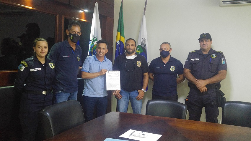 São Pedro da Aldeia busca convênio com a Polícia Federal