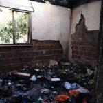 Casa é interditada após incêndio no segundo andar em Cabo Frio