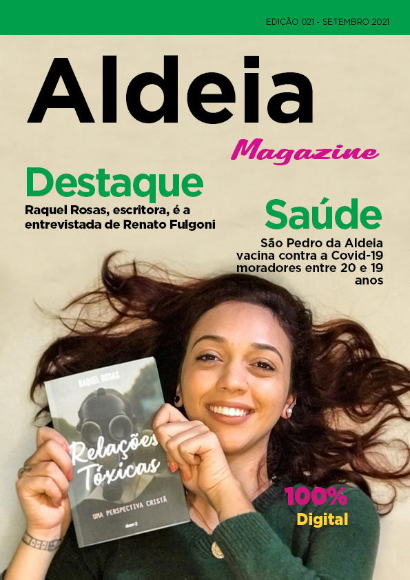 Aldeia Magazine, edição 21, setembro 2021 – nº 01